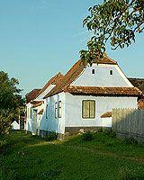 Prince Charles's house at Viscri, Transylvania