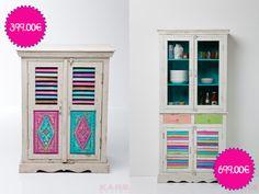 Entra en nuestro blog, y descubre los fantásticos #muebles de #diseño, #pintados y #tallados a mano que podrás encontrar en nuestra tienda en C/ Torres, Almeria