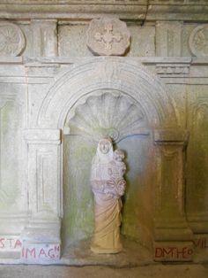 Virgen Blanca de la Peña de Francia