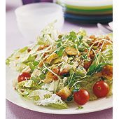 Caesarsallad med grillad kyckling Cabbage, Vegetables, Food, Veggies, Vegetable Recipes, Meals, Cabbages, Yemek, Collard Greens