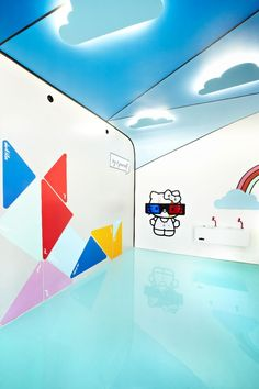 The PlayRoom- A Space Where Children Play While Receiving Wellness Therapies - http://www.interiordesign2014.com/home-design-ideas/the-playroom-a-space-where-children-play-while-receiving-wellness-therapies/