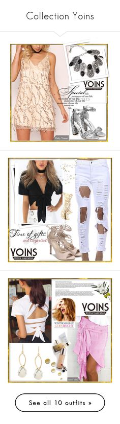 """""""Collection Yoins"""" by crvenamalina ❤ liked on Polyvore featuring yoins, yoinscollection, loveyoins, GALA, Celestine, Memo Paris, Clinique, Burberry, Lapcos and Nivea"""