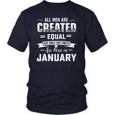 Born in January capricorn birthday all men Birthday Gift