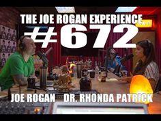 Joe Rogan Experience #672 - Dr. Rhonda Patrick (heat shock, cold shock, cholesterol, exercise stress response) - YouTube