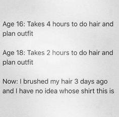LOL - Hair...