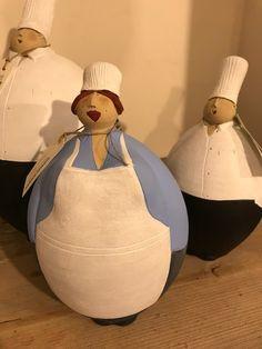 Nach dem Maitre de cuisine folgt nun die entsprechende Maitresse... Betty Paletti heißt die Küchenfee, die am liebsten ihrem Paul nicht mehr von der…