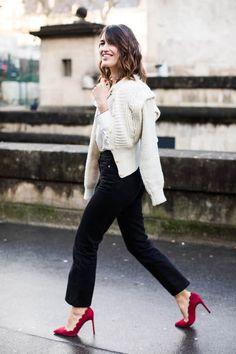 Paris Fashion Week Fall 2018 – Best Street Style – Fashion Style Mag