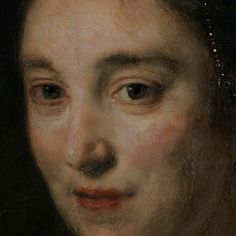 Rembrandt Portrait, Rembrandt Paintings, Art Deco, Old Art, Brush Strokes, Masters, Renaissance, Youtube, Artsy
