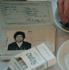 Dylan's Passport