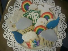 CTR cookies from Little Prince Cookies
