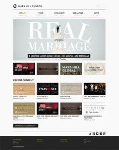 40 Great Church Websites Design Web Pinterest Churches