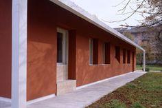Ristrutturazione di due edifici, Raimondo Guidacci. © Alberto Muciaccia