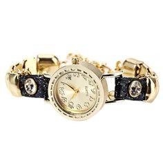 Vogue Women Bracelet Quartz Watch #jewelry, #women, #men, #hats, #watches, #belts, #fashion