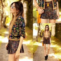 #Tendencia #Floral #Trends #Flowers http://fashionbloggers.pe/diana-ibarra/como-uso-la-tendencia-floral