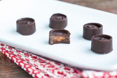 Paleo Chocolate Caramels - Against All Grain