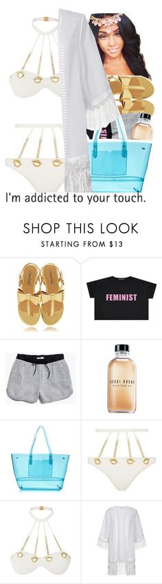 """Untitled #644"" by trillestqueen ❤ liked on Polyvore featuring Timeless, Madewell, Bobbi Brown Cosmetics, J.Crew, Agent Provocateur and Accessorize"