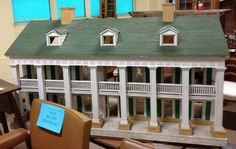 Susan's Mini Homes: Does your Southern Belle need a Tara? Mansion ...