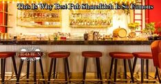Are you searching for best pub Shoreditch? Check out our recommendations for the best pub Shoreditch and book online. Then come and join us at Browns strip club, the best Sports bars Shoreditch has this side of the river!