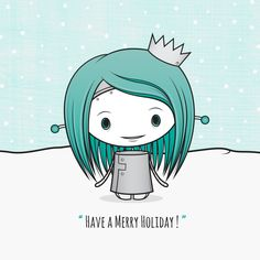 Have a Merry Holiday!
