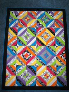 Beautiful! - Summer in the Park from Missouri Quilting