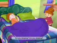 Lagu Anak Inggris Are You Sleeping