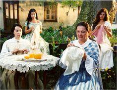 A Casa das Sete Mulheres : Foto