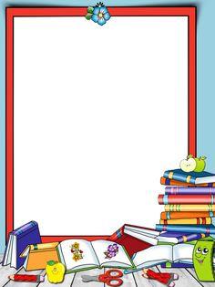 Boarder Designs, Frame Border Design, Page Borders Design, Kids Background, Cartoon Background, Printable Border, School Border, Boarders And Frames, School Frame