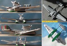 Savoia-Marchetti S.55X I-BALB (IXO Aeronautica militare) 1/144