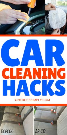 Get your car super clean with these DIY hacks! These deep cleaning hacks for car are super clever! Diy Car Cleaning, Deep Cleaning, Kitchen Cleaning, Diy Hanging Shelves, Floating Shelves Diy, Diy Home Decor Projects, Diy Projects To Try, Decor Ideas, Diy Hacks