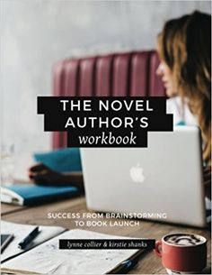 The Novel Author's Workbook. Book Cover Design & Book Interior Design by Kirstie Shanks. Writing Challenge, Writing Tips, Story Outline, Inspirational Posters, Book Launch, Book Cover Design, Nonfiction Books, Writing Inspiration, My Books