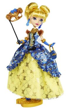 Ever After High - Blondie Locks - Thronecoming Court