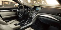 TL with Advance Package and Graystone interior | www.crownacura.ca