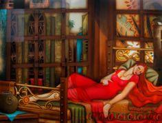 Iraqi artist Nasir Thamir