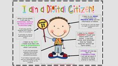 Addressing the 21st century skill of digital citizenship is important; to help students to learn, communicate and collaborate safely and responsibly.