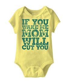 Inappropriate baby tees that will make you laugh. Theses are the funniest baby tees out there!
