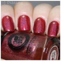 Dile Nails: I Love Nail Polish