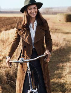 Há uma semana foi divulgado que a Duquesa de Cambridge seria capa da edição centenária da Vogue Inglesa.