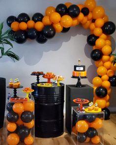Naruto Birthday, Teen Birthday, Halloween Birthday, Halloween Themes, Halloween Decorations, Dragonball Z Cake, Naruto Party Ideas, Birthday Dinners, Birthday Parties