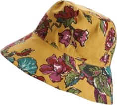 Joules Waxed Cotton Rain Hat.