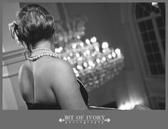 Coco Chanel inspired wedding (Orchestrated Stylized Shoots)