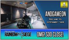 Rainbow 6 Siege - OMG! Soo close! Win and Fail Highlights