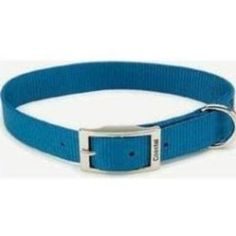 Coastal Pet Collar 1 Inch Wide 18 Inch Long Blue $4.99