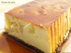 postre de piña - thermomix Nutritional Value Of Spinach, Spinach Benefits, Thermomix Desserts, Jello Recipes, Healthy Brain, Spinach Dip, Cheesecake, Easy Meals, Cooking Recipes