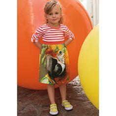 Mädchen-Kleid Fotodruck online bestellen - JAKO-O