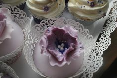 Cupcakes n Cakepops....some more of Jabelles florals