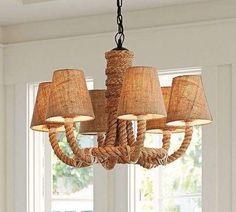 Bring the House Lights Up - Easy Chandelier Hacks- Lonny