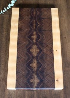 A Personal Favorite From My Etsy Shop  Https://www.etsy.com/listing/387426698/end Grain Walnut Cutting Board  Butcher