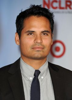 Michael Pena...great actor for being able to play serious and funny roles.