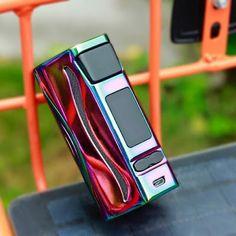 Box Ijoy Genie PD270 234W   2 Accus : 46,91 http://www.powervapers.com/2017/08/box-ijoy-genie-pd270-234w-2-accus-4691.html
