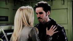 Pin for Later: 21 Times Emma and Hook Were Your Favorite Couple on Once Upon a Time When Emma Replaces Hook's Heart and Yours Momentarily Dropped to the Floor